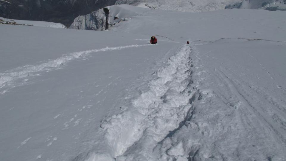 Expedice Annapurna 2012 - vrcholové fotografie