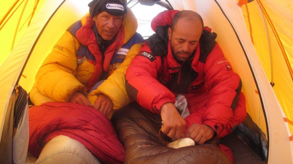 Expedice Annapurna 2012 - omrzliny
