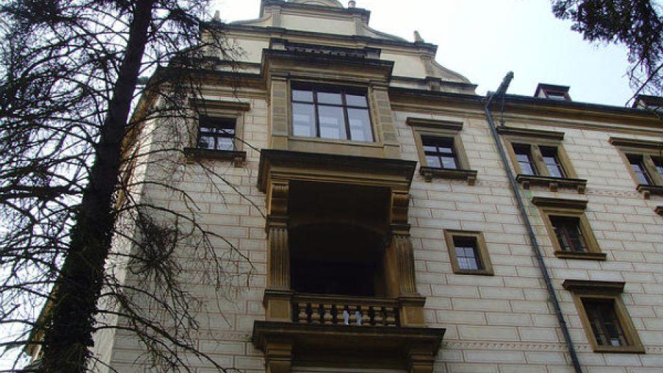 Šlechtickým sídlem byl Stránov už od 15. století