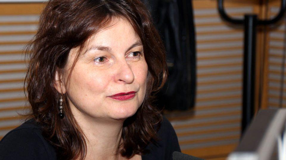 Radka Denemarková zavzpomínala na první reakce čtenářů na své knihy