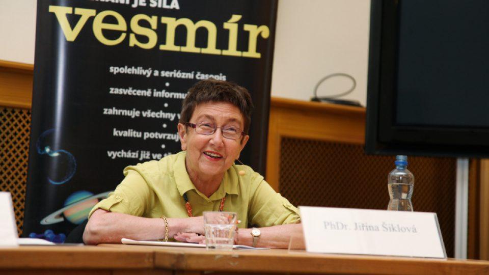 Dr. Jiřina Šiklová