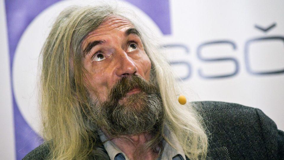 prof. Miroslav Petříček