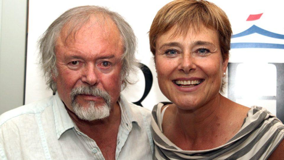Jan Brabenec a Marie Retková