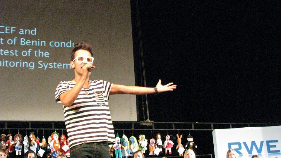 Finále Miss Panenka 2012 v královéhradeckém Aldisu
