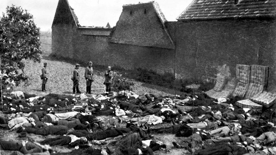 10. června 1942 bylo v Lidicích popraveno 173 mužů starších 15 let