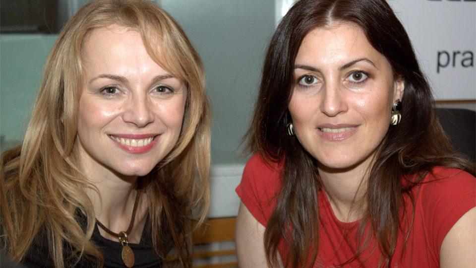 Martina Kociánová a Emíre Khidayer