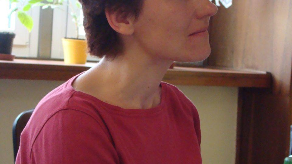 Helenka Učíková Lendacká