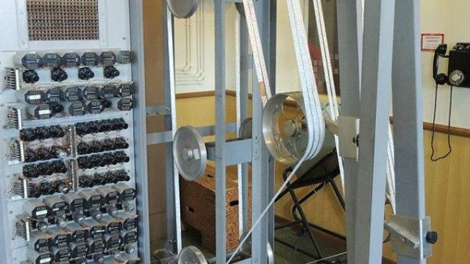 Dešifrovací stroj Colossus