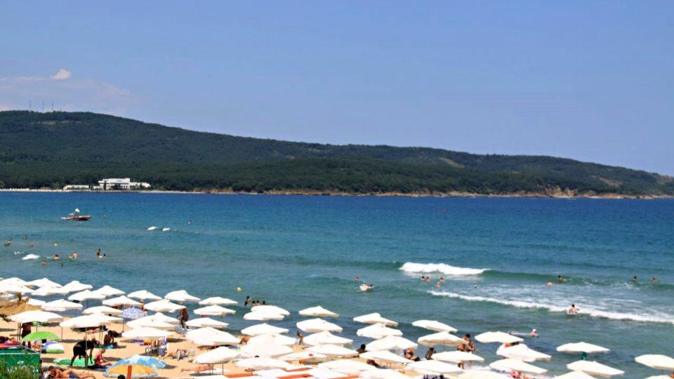 Bulharsko. Černé moře