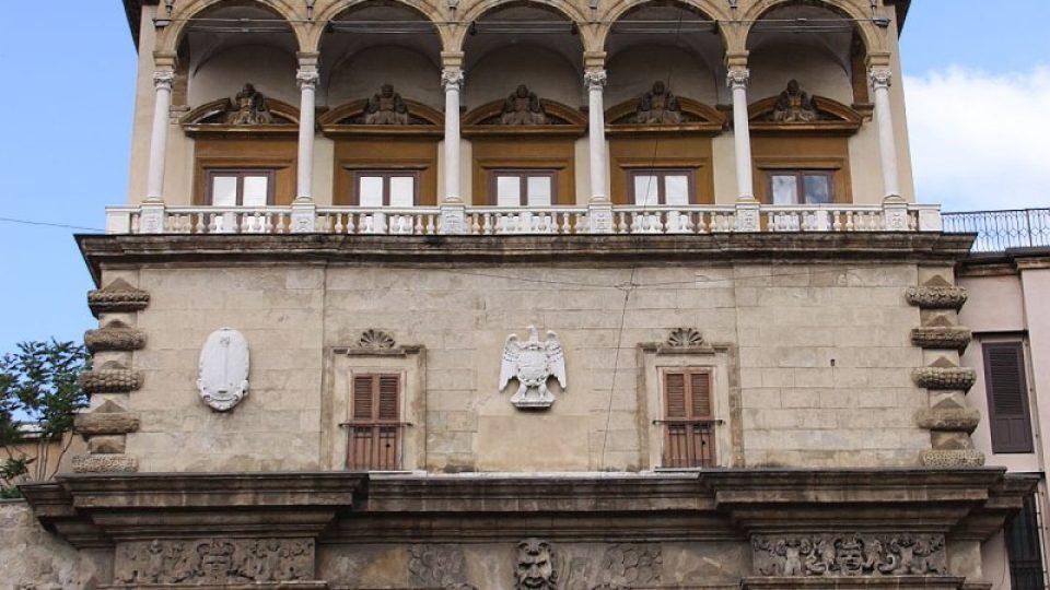 Porta Nuova v Palermu