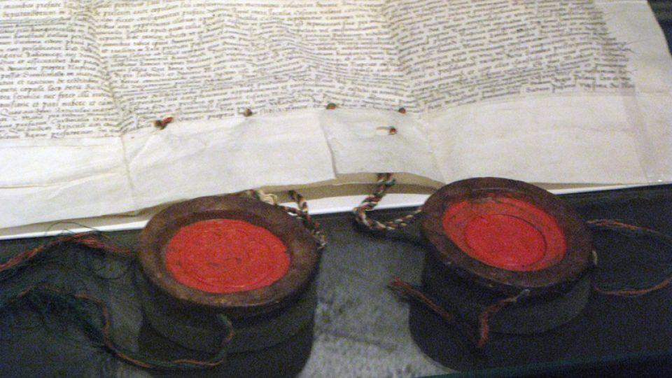 Předběžná smlouva o dvojím sňatku mezi Jagellonci a Habsburky