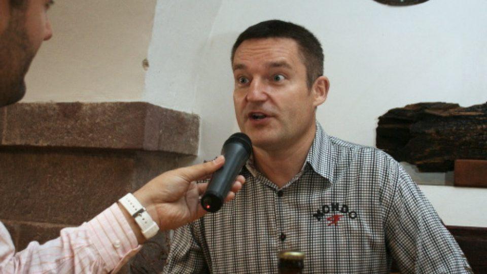 Patrik Rozehnal a Vladimír Hron