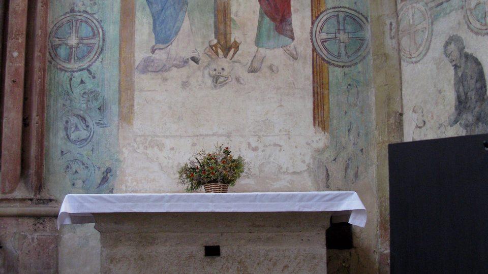 Hašplířská kaple v chrámu sv. Barbory