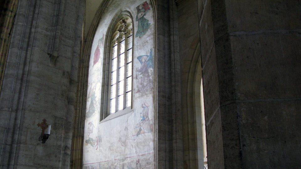 Mincířská kaple v chrámu sv. Barbory