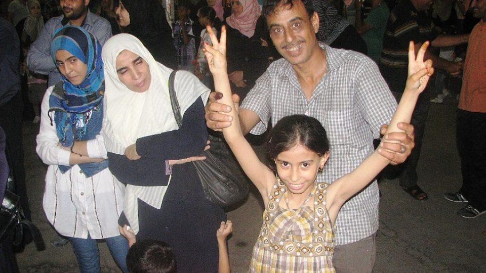 Libyjci zatím překypují optimismem