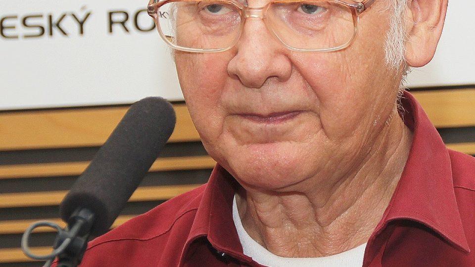 Autor mimořádně úspěšné metody výuky matematiky Milan Hejný přijal pozvání Štěpánky Čechové do studia Radiožurnálu