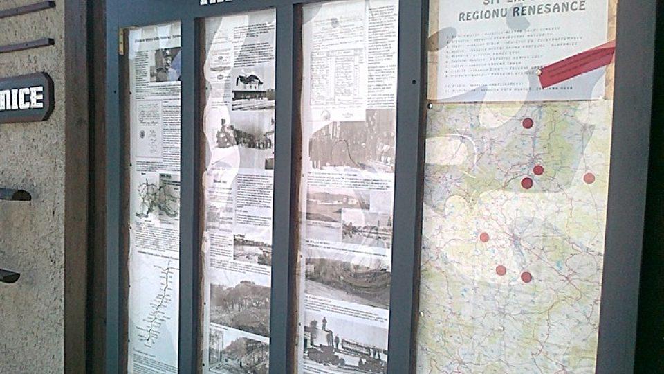 Mapa sedmi muzeí, která mají na Jihlavsku do podzimu vzniknout