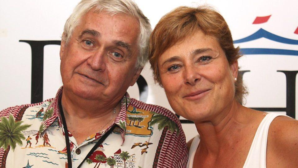 Pavel Taussig a Marie Retková
