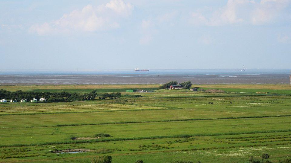 Ostrov uprostřed mělčiny