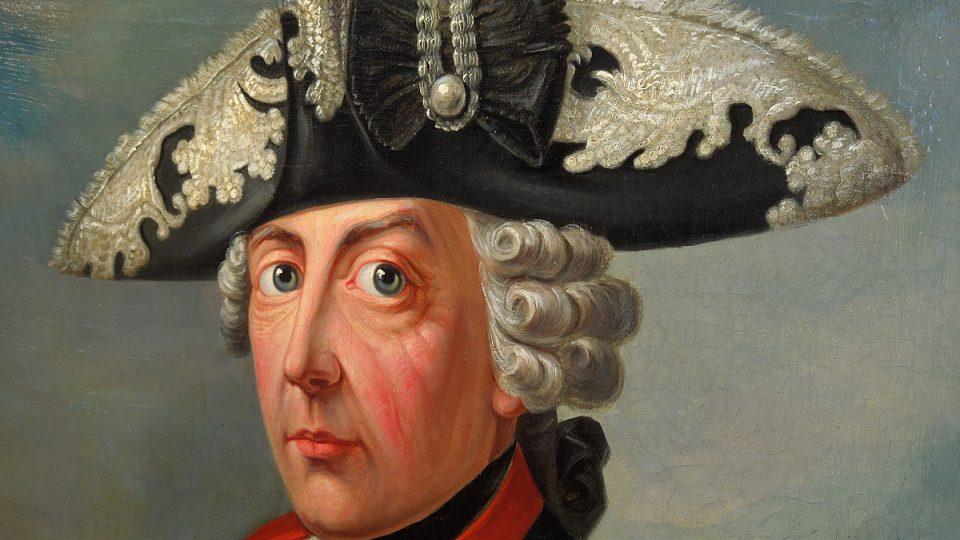 Fridrich II. Veliký vtiskl Postupimi její tvář
