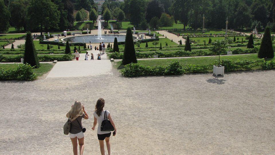 Postupim každoročně obdivují milióny turistů z celého světa
