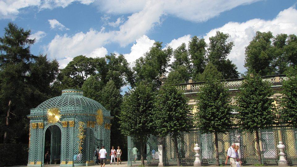 Paláce a parky Postupimi jsou zapsány na seznamu UNESCO