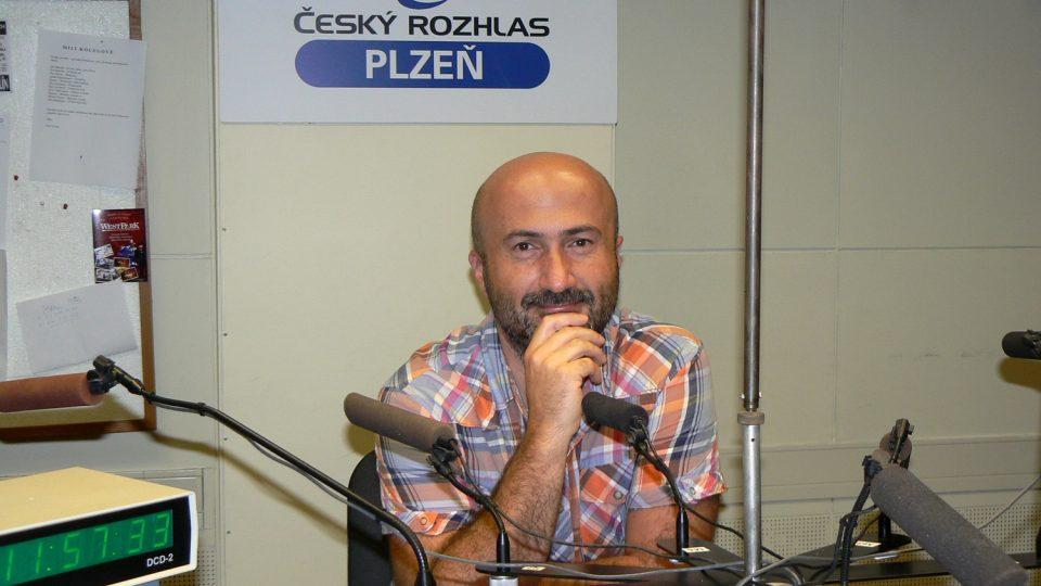 filmový publicista Jaroslav Sedláček