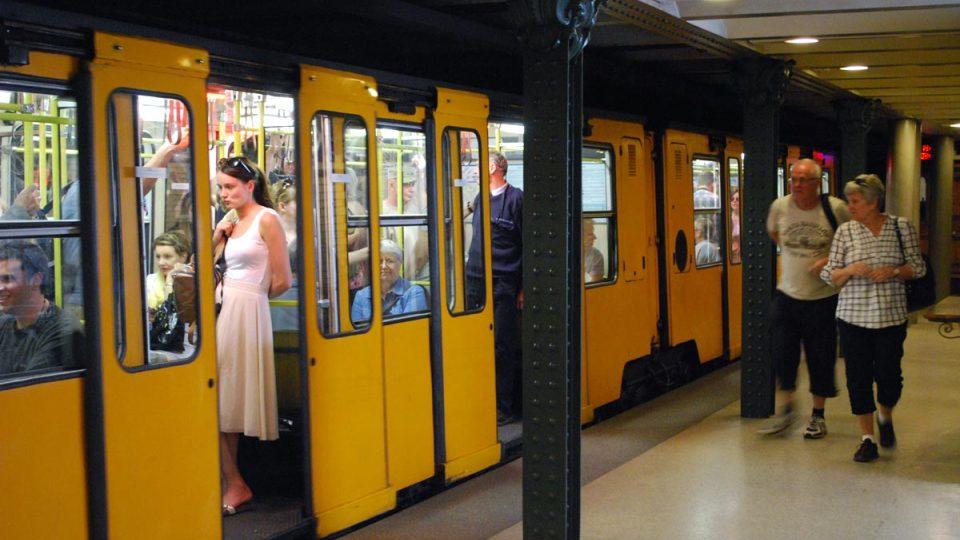 Budapešťské metro je druhé nejstarší v Evropě
