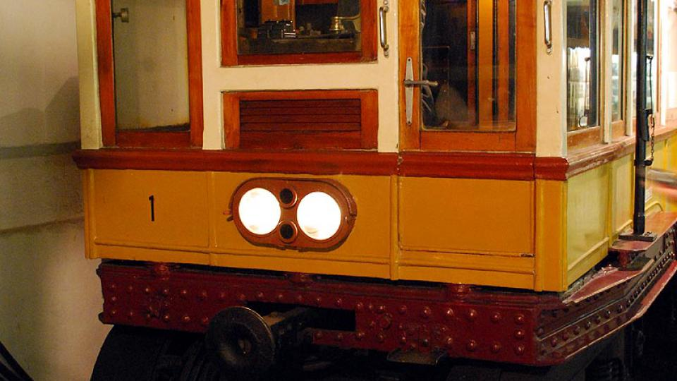 V muzeu metra si můžete prohlédnout historické vozy