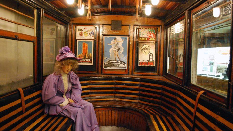 Muzeum metra v Budapešti připomíná historii podzemní dráhy