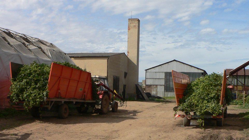 Zemědělská společnost Klas Chrášťany