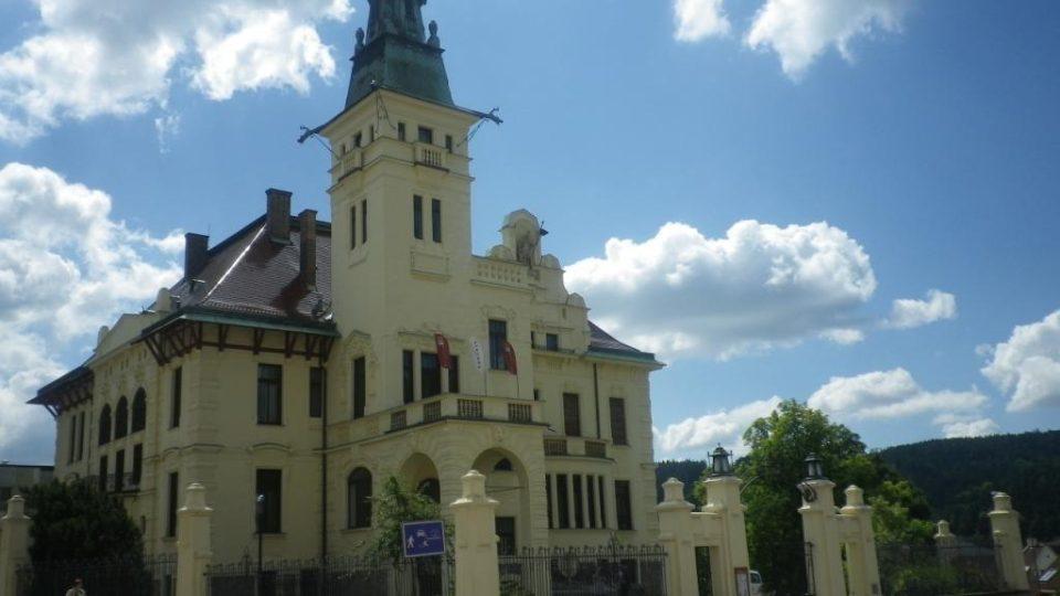 Hernychova vila v Ústí nad Orlicí