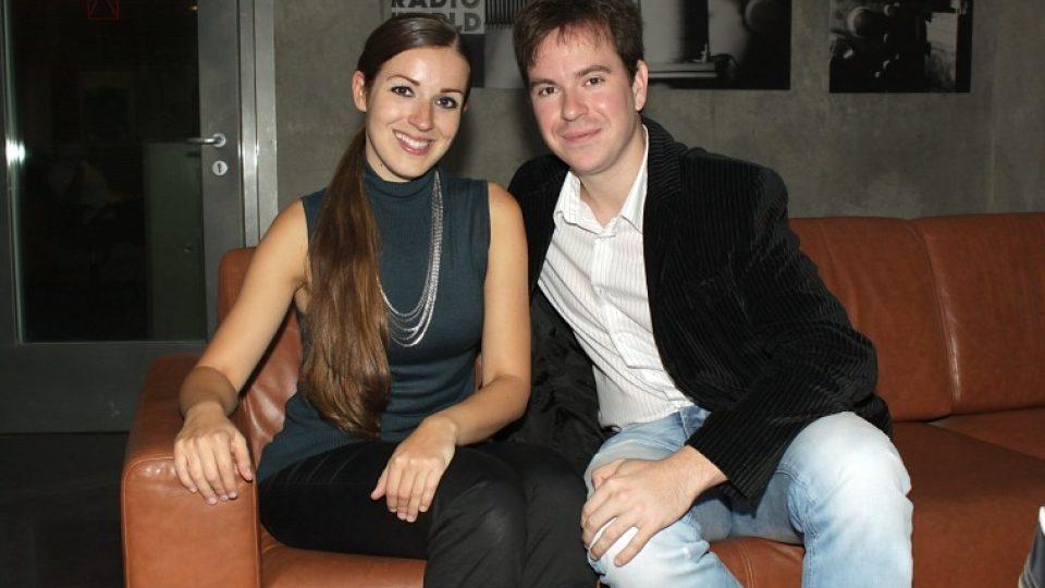 Eva Kvasničková a David Šír