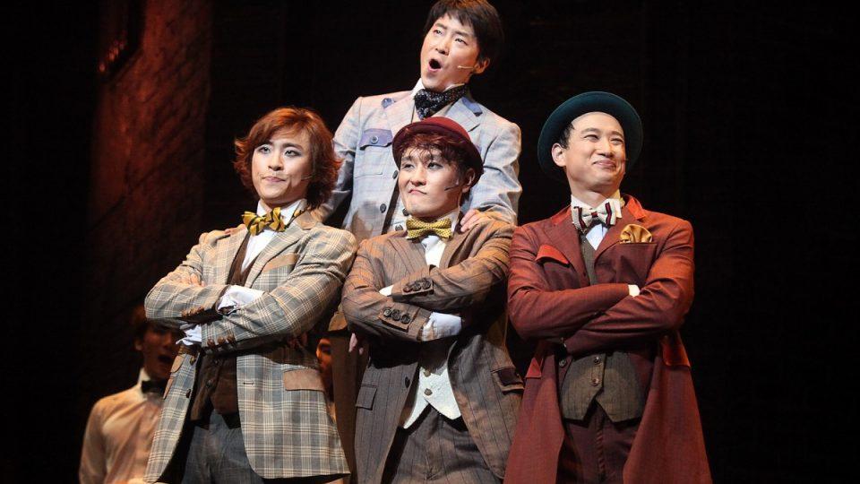 České muzikály jsou v Jižní Koreji hojně navštěvované