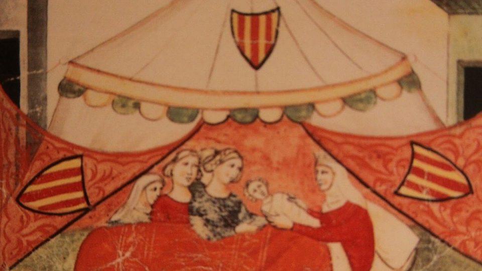 Matka Fridricha musela porodit veřejně, aby nikdo nepochyboval, že je právoplatným následníkem trůnu