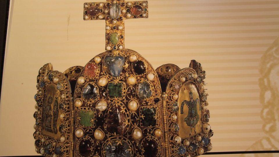 Tuto korunu nosil Fridrich II.