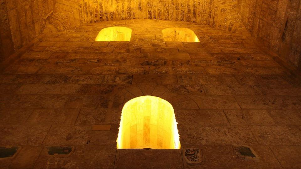 Králova místnost ve věži Pisana