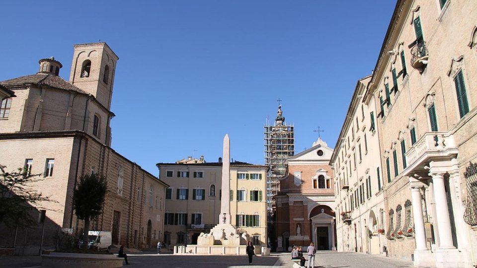 V městě Jesi se Fridrich II. narodil