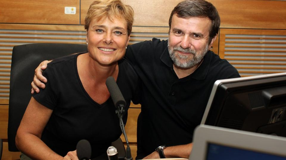Marie Retková a Vlastimil Vondruška