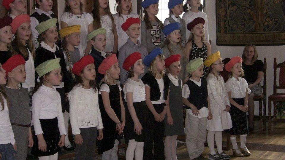 Koncert Diblíků
