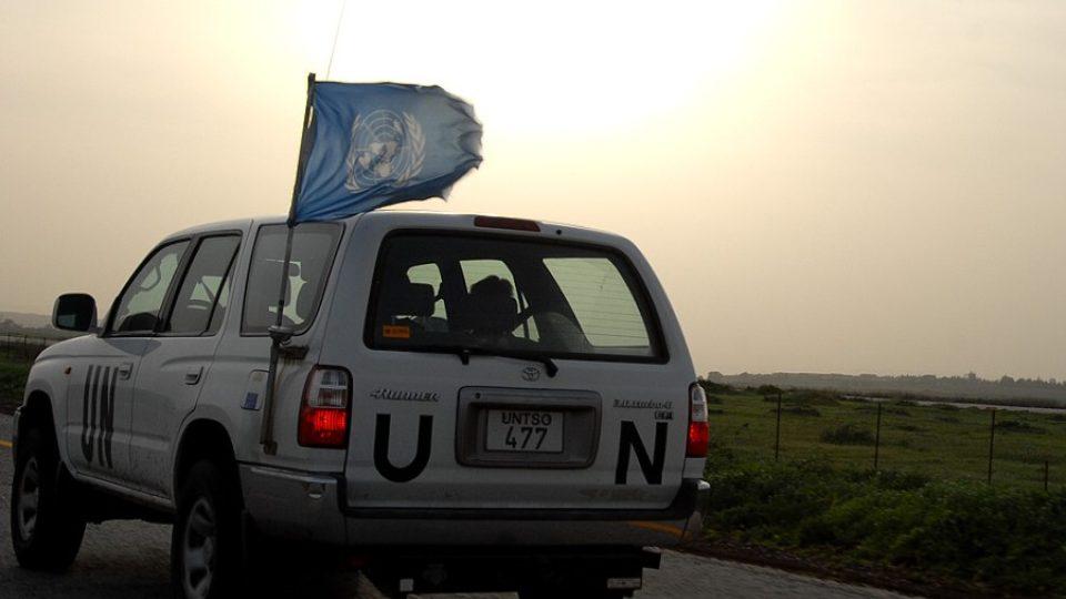 Důstojníci mírových sil OSN jsou častými hosty pivovaru