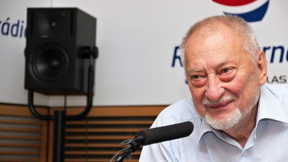 Novinář Jan Petránek