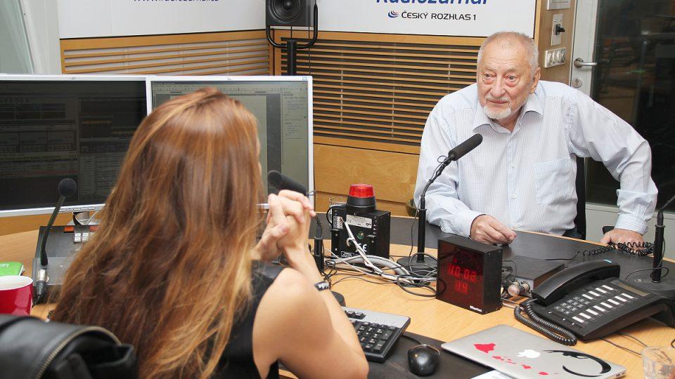 Jan Petránek v rozhovoru s Lucií Výbornou