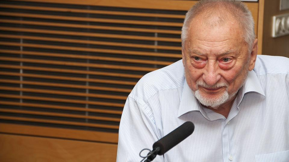 Publicista Jan Petránek