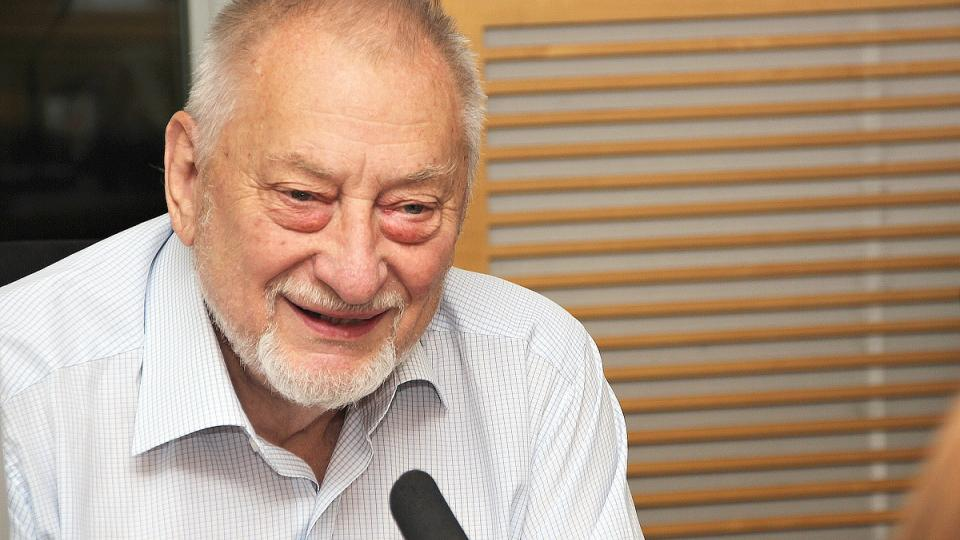 Jan Petránek hostem Radiožurnálu