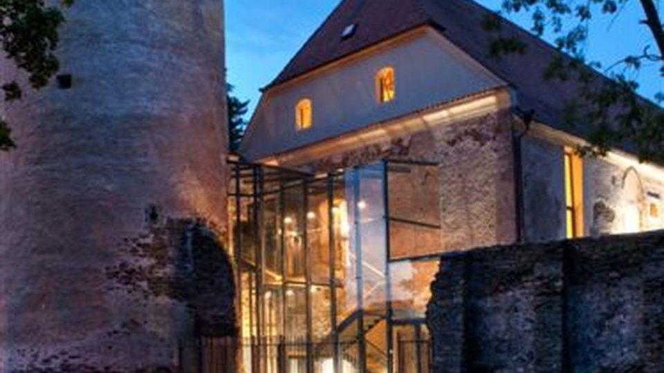 V kategorii rekonstrukce zvítězila přestavba gotického hradu v Soběslavi na knihovnu