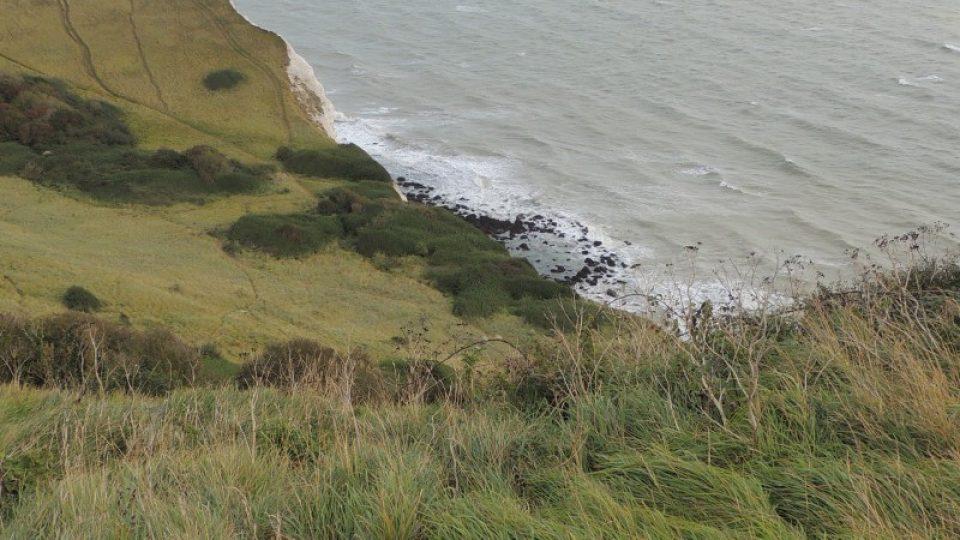 Doverské pobřeží