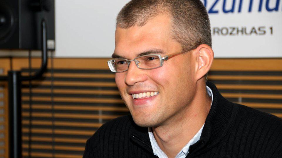 Tomáš Rychnovský zdůraznil vliv sportu na kondici