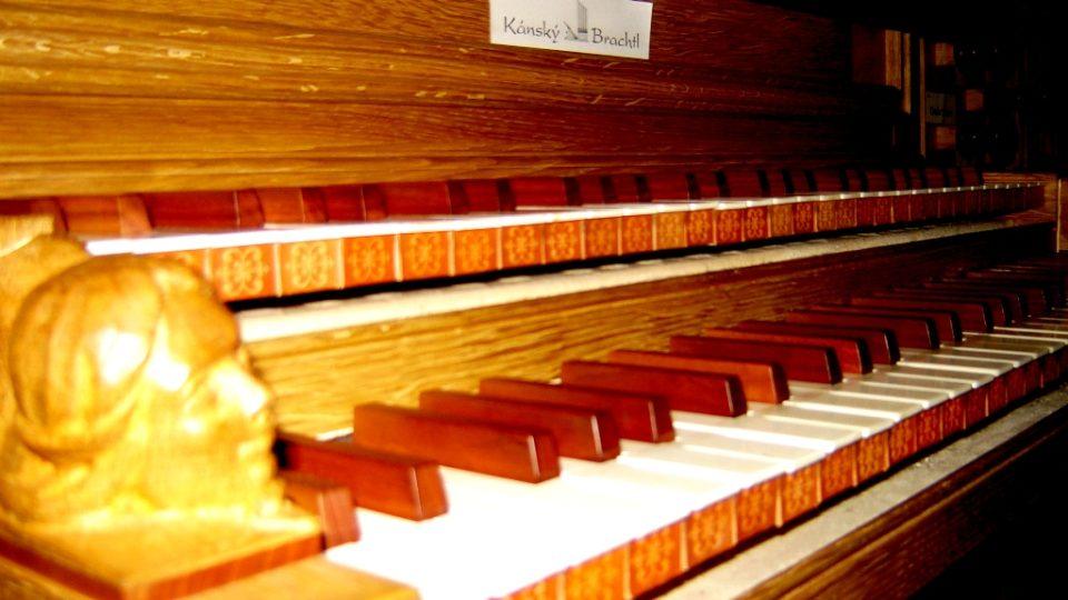 Humpolec - varhany v kostele sv. Mikuláše