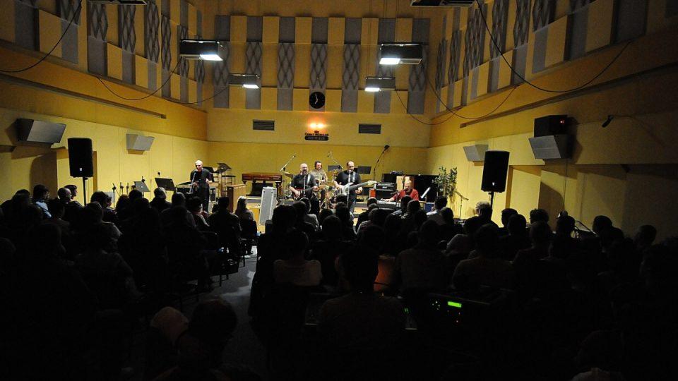 Studio 1 ČRo Ostrava bylo zaplněno do posledního místečka